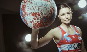 Inside Sharni Layton, an Australia Netball Champion
