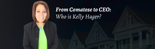From Coma to CEO: Kelly Hager's Incredible Journey